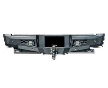 Option4WD Fighter Rear Bar for 4x4 & 4wd - 1